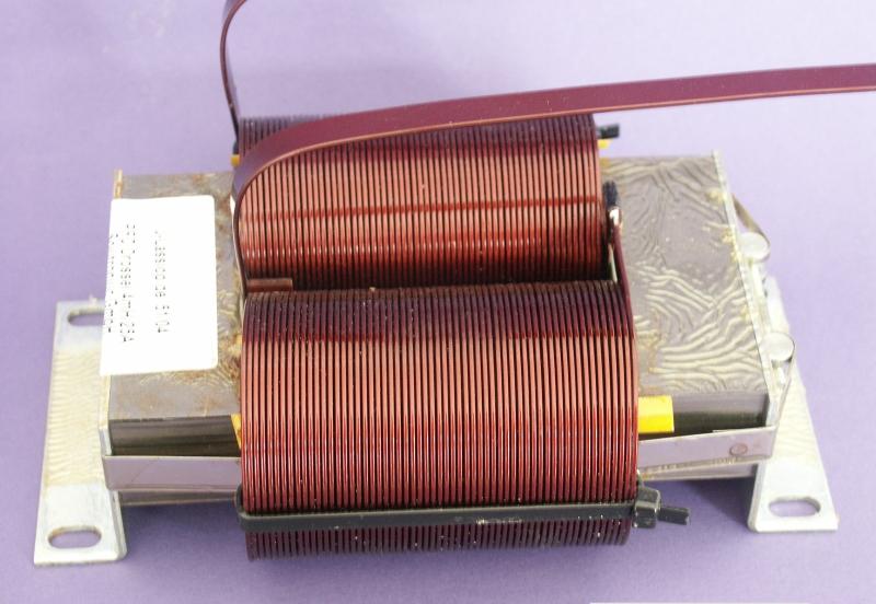 AC Glaettungsdrossel Silizium Stahl